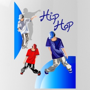 hiphop - Water Bottle