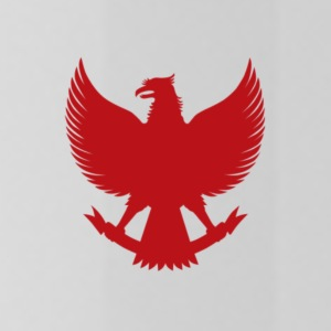 garuda merah - Water Bottle