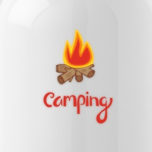 Camping - Water Bottle
