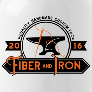Fiber and Iron - Water Bottle