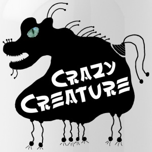 Crazy Creature - Water Bottle