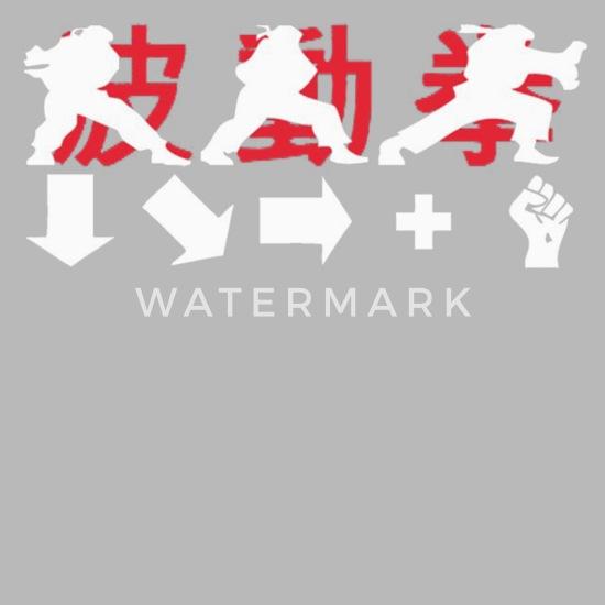Hadouken Ryu Street Fighter 1 Water Bottle | Spreadshirt