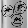 Triathlon Icons Classic - Water Bottle