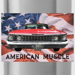AMERICAN MUSCLE - Water Bottle