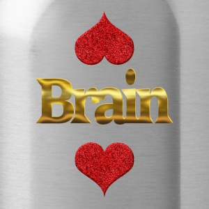 Brain - Water Bottle