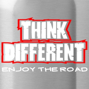 THINK DIFFERENT - Water Bottle