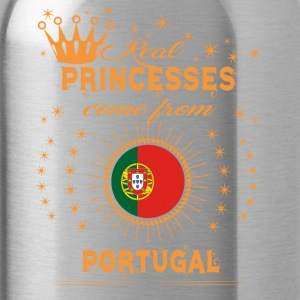 love princesses come from PORTUGAL PORTUGESE - Water Bottle