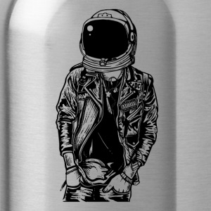 Astronaut Streetpunk. The coolest on the pitch! - Water Bottle