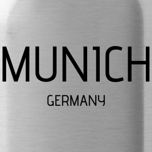 Munich - Water Bottle