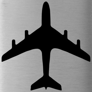 traffic signs - airport - Water Bottle