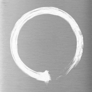 Zen Enso White - Water Bottle