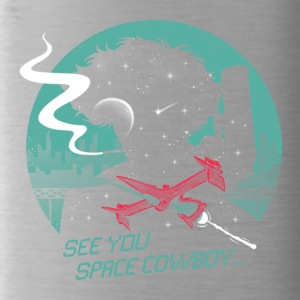 Space Cowboy, see you space cowboy - Water Bottle