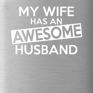 HUSBAND - Water Bottle