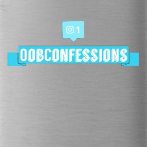 OOBConfessions! - Water Bottle