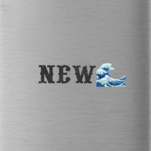 New Wave - Water Bottle