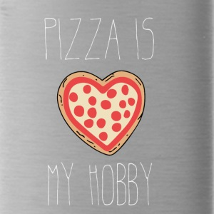Pizza is my Hobby - Water Bottle