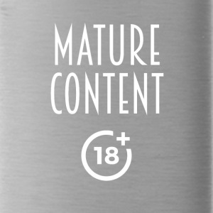 Mature content - Water Bottle