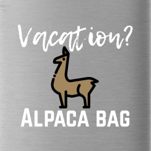 Vacation? - Water Bottle