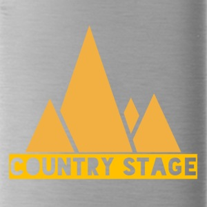 Country Stage - Water Bottle
