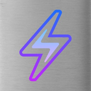 lightning bolt - Water Bottle