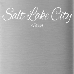 Utah Salt Lake City US DESIGN EDITION - Water Bottle