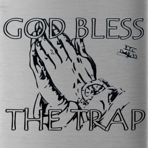 Bless The Trap - Water Bottle