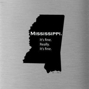 Mississippi - Water Bottle