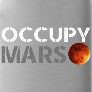 occupy mars - Water Bottle