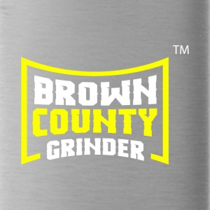 BROWN COUNTY GRINDER - Water Bottle