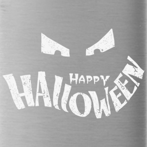 Happy Halloween chalk - Water Bottle