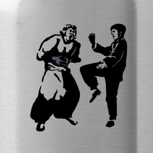 Bruce lee FIGHTING - Water Bottle