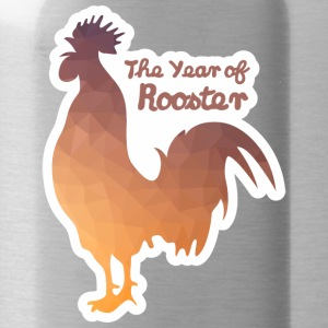 Year of Rooster - Water Bottle