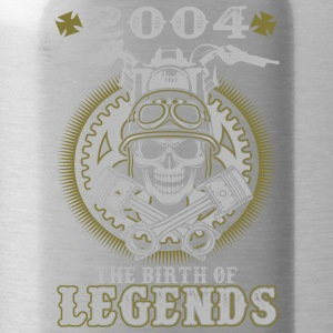 2004 The Birth Of Legends - Water Bottle