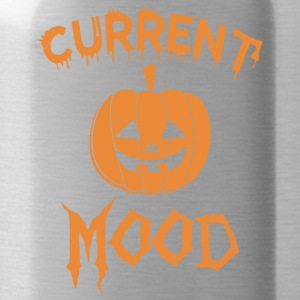 Current Pumpkin Mood Halloween - Water Bottle