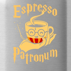 Espresso Patronum T-Shirt - Water Bottle