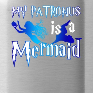 My Patronus Mermaid Tshirt - Water Bottle