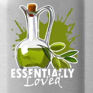 Essential Oil Tee Shirt - Water Bottle