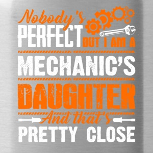 The Mechanic's Daughter Shirt - Water Bottle