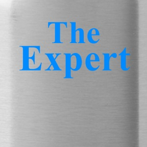 The Expert - Water Bottle