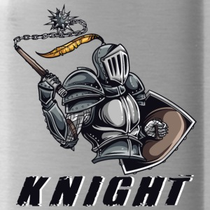 kNIGHT IN armor - Water Bottle