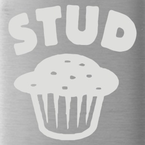 stud muffin - Water Bottle