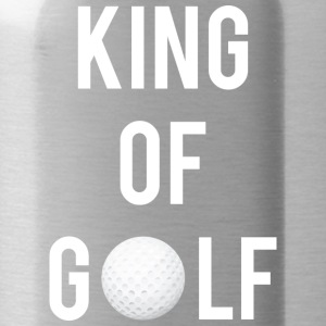 King of Golf - Water Bottle