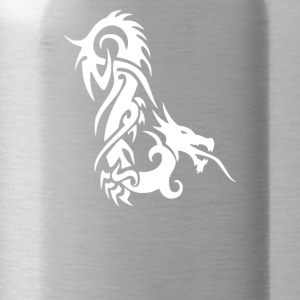 8 dragon chinese - Water Bottle