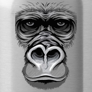 Monkey face - Water Bottle