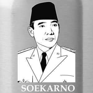 Soekarno - Water Bottle