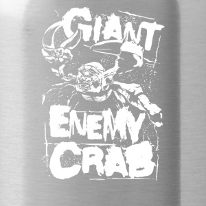 Giant Enemy Crab - Water Bottle