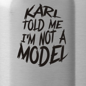 Model Carate - Water Bottle