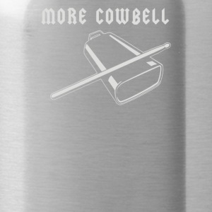 tool Cowbell - Water Bottle