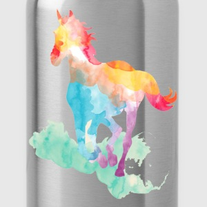 horse 3 - Water Bottle
