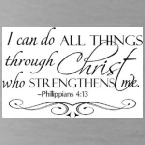 I can do all things - Water Bottle